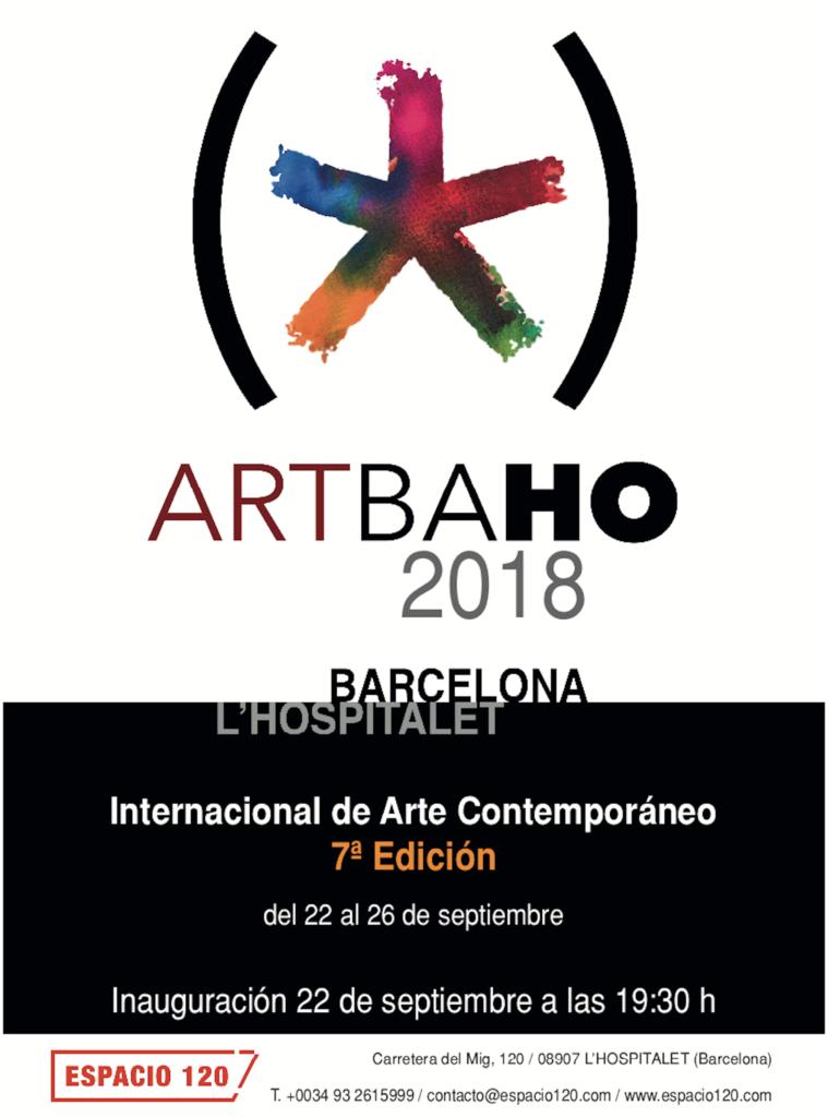 Eventos y Exposiciones Abararban Jose Vías Granados ArtBaho-2018