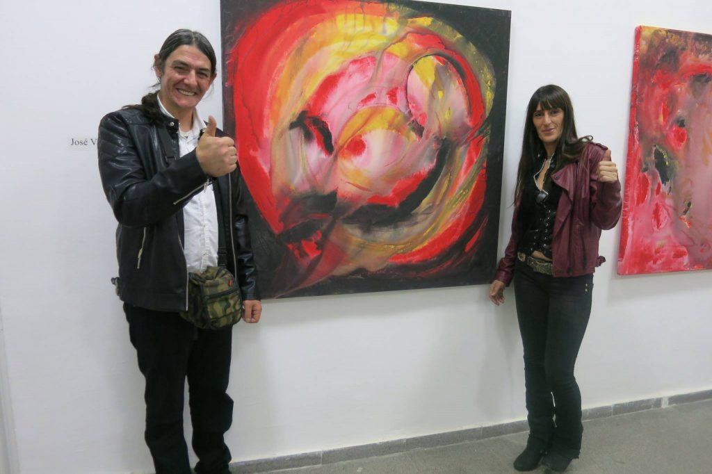 Exposiciones Abararban Jose Vías Granados SPRING ART SHOW 2018